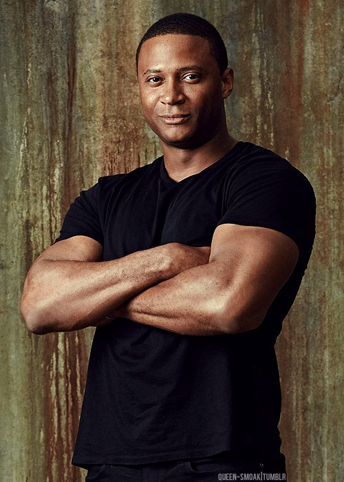 Arrow - David Ramsey as John Diggle