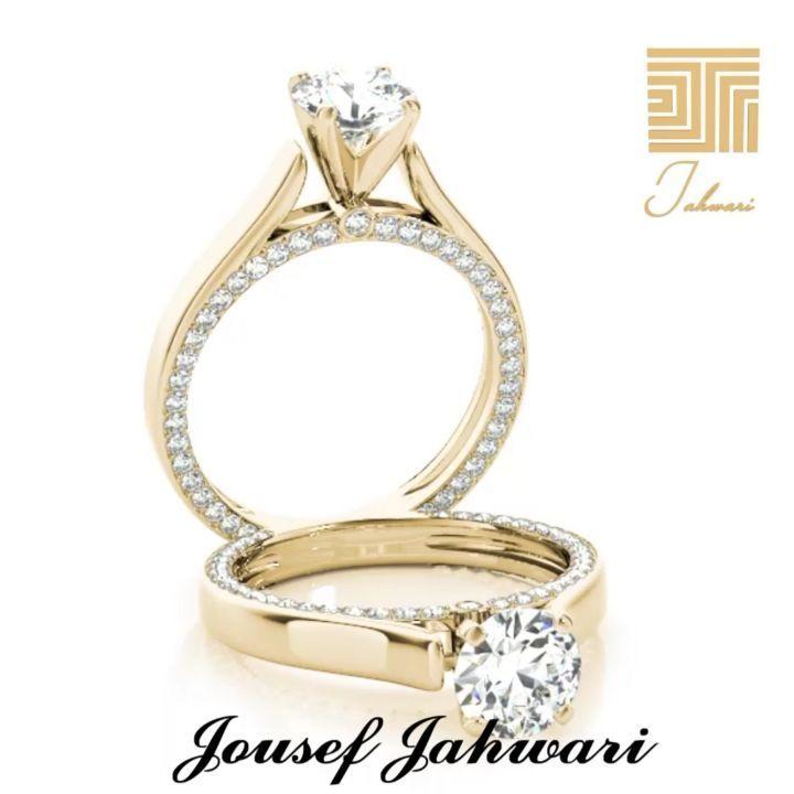 إذا كان خاتم الزفاف سي عانق إصبعك قريبا لا شك في أن كل عروس تحلم بخاتم زفاف فائق الروعة والإبداع إن ها قطع من المجوهرات ال Engagement Rings Jewelry Rings