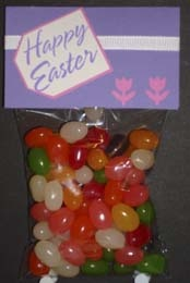 102 best easter cards images on pinterest easter card diy diy easter treat bags to hold the candies you give as easter gifts a video negle Gallery