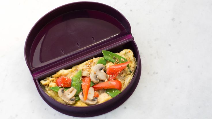 Asian Omelet