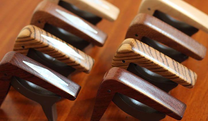The Sawmill Capo by Josh Gomes - Anchor Product Design — Kickstarter