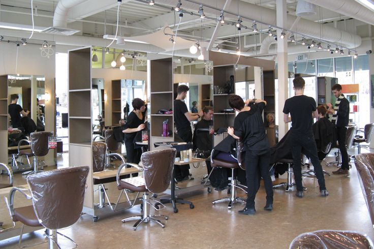 Landis Aveda Salon - Natural Instincts Interior Design