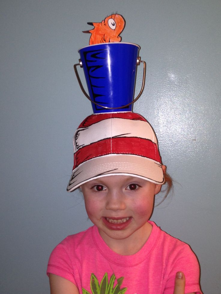 Crazy Hat Ideas For Crazy Hat Day Crazy hat day remembering dr