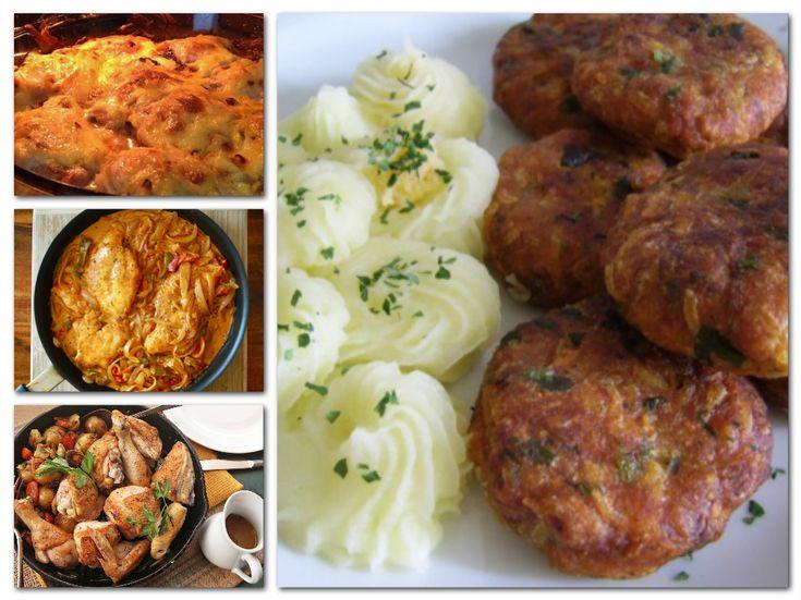 A 6 legfinomabb csirke recept! A kedvenc csirkés fogások!