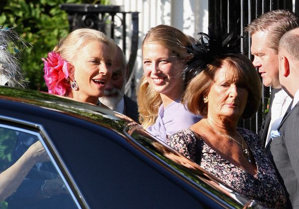 Princess Michael of Kent Photos Photos - Princess Michael of Kent, Lady Gabriella Windsor and Annabel Goldsmith leave Lady Annabel Goldsmith's house Ormeley Lodge en- route to the wedding of Lord Frederick Windsor and Sophie Winkleman at Hampton Court Palace on September 12, 2009 in Richmond upon Thames, England.  Sophie Winkleman and Lord Frederick Windsor, who is 31st in line to the throne will get married at Hampton Court Palace later today. Guests for the wedding include Princess Eugenie…