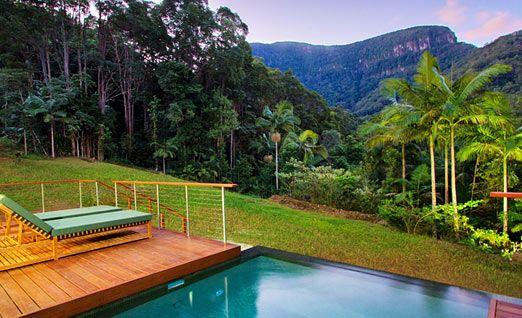 Crystal Creek Rainforest Retreat  Northern NSW