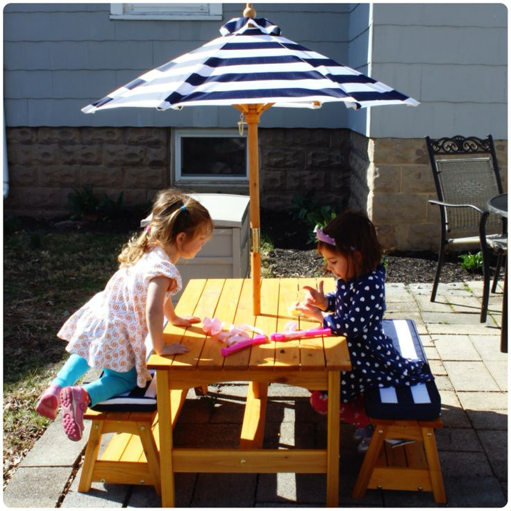Where To Wednesday: Outdoor Dining For Kids
