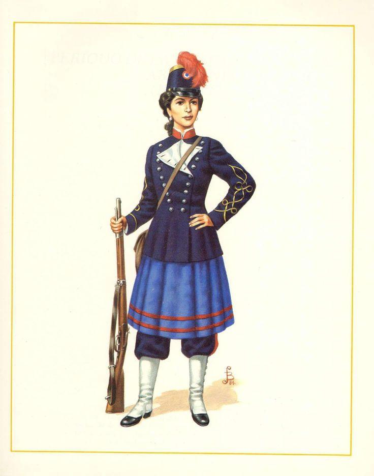 MINIATURAS MILITARES POR ALFONS CÀNOVAS: CHILE   CANTINERA, 1837.