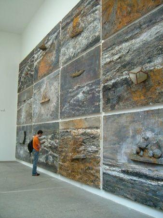 グラン・パレのドームの下で芸術鑑賞 Monumenta 2007