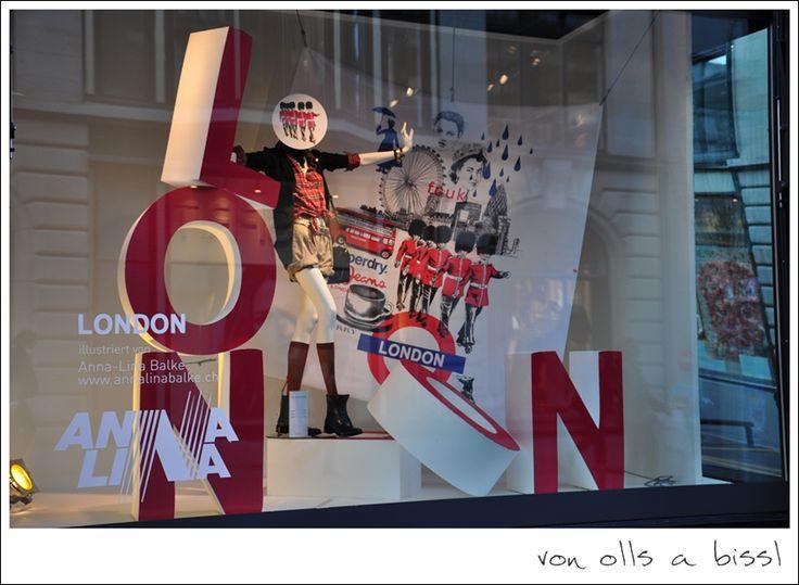 """""""London', pinned by Ton van der Veer"""