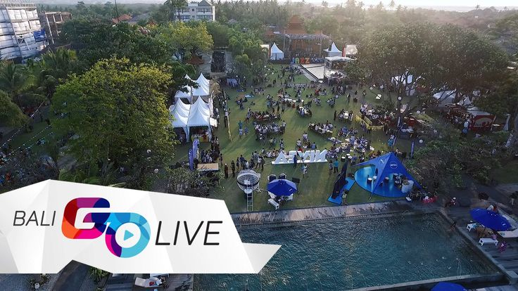Jazz Market by the Sea is Bali's annual event that presented the top jazz scene for three days in row surrounded by market stalls fill with local product and good food.
