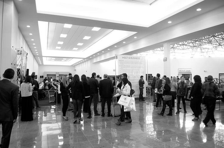 #IM60 Pasillos IM Meet & Business