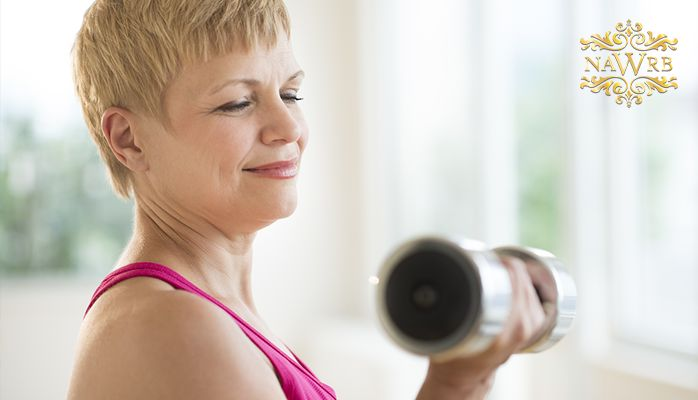 Check out these great ways you can use exercise to get renewed energy to be a successful woman in the real estate industry. #nawrb