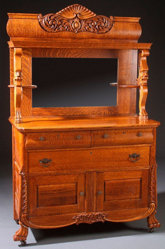 Top 25 Ideas About Antique Quarter Sawn Oak Furniture On