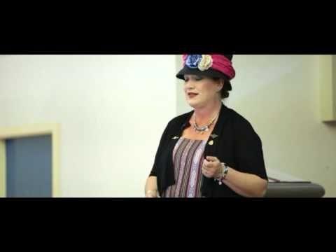 Collaboration of communities | Tamara Sloper Harding | TEDxPittwater
