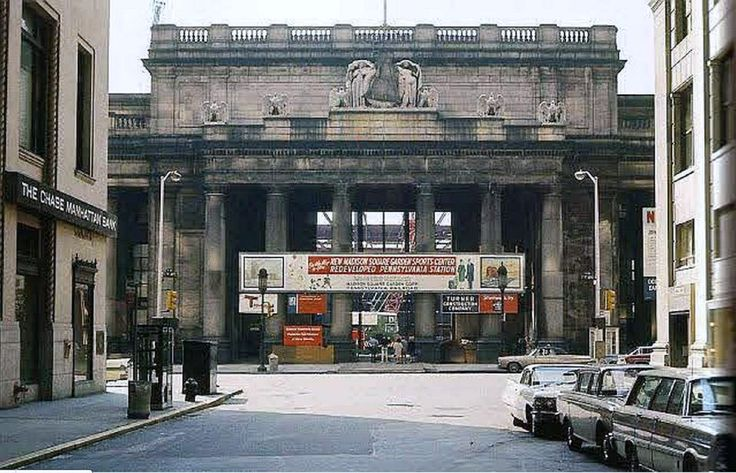 44 Best The Late Great Penn Station Images On Pinterest New York City Pennsylvania And
