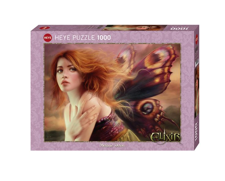 Butterfly Wings Puzzle