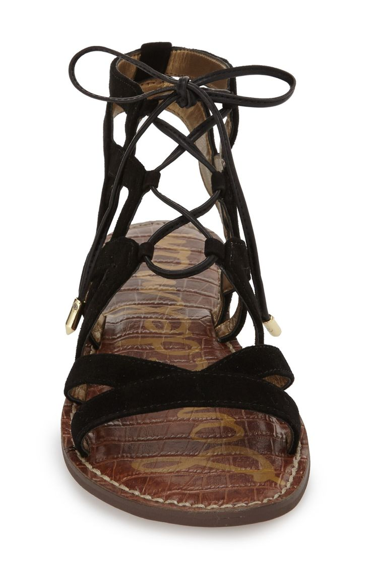 Gemma Lace Up Sandal Stylists Brown And Women S
