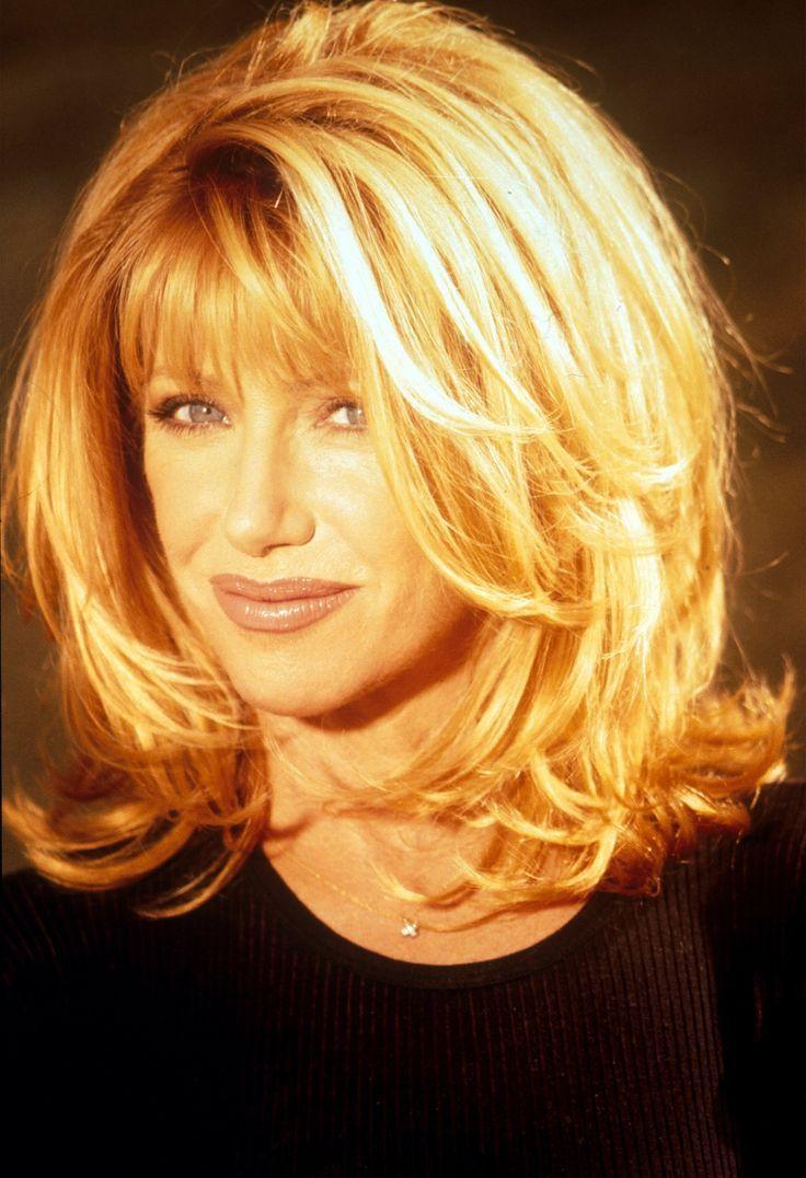 Suzanne Somers. Wie diese Frisur. – #diese #Fris…