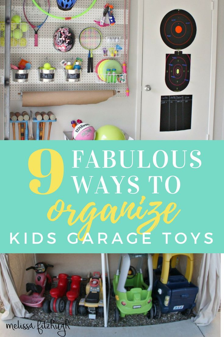 381 best Organizing | Kids\' Spaces images on Pinterest ...