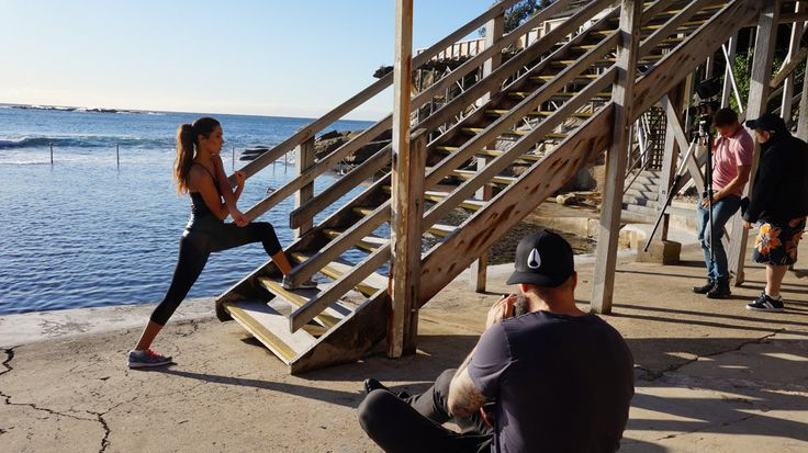 The JETS Active Series   Behind the Scenes. Embrace your inner athlete with the perfect active wear! Shop. Shop the look here: http://bit.ly/1UMQl9u