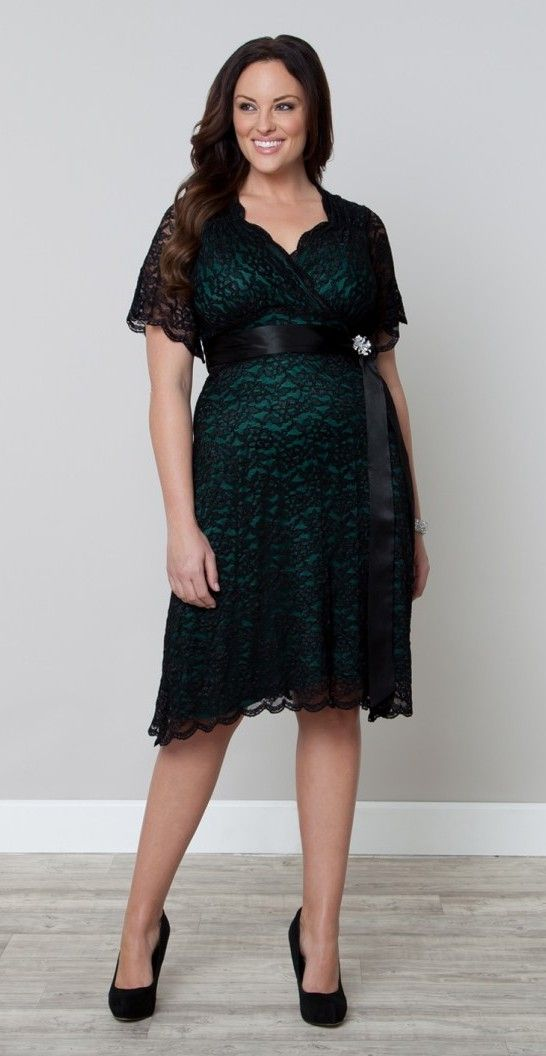 L8ter plus size dress