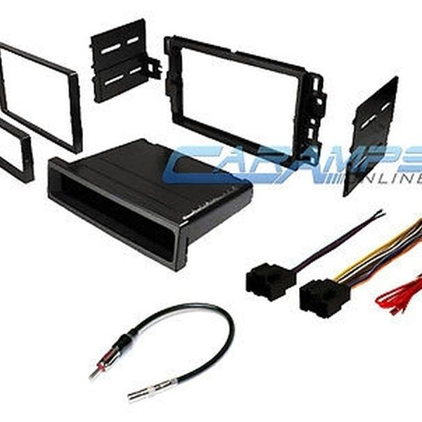 Car Stereo Radio Kit Dash Installation Mounting Trim Bezel With Wiring Harness Wish Car Stereo Radio Kit Installation