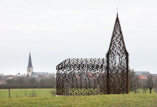 "This is amazing! ""Reading Between the Lines"" by Gijs Van Vaerenbergh"