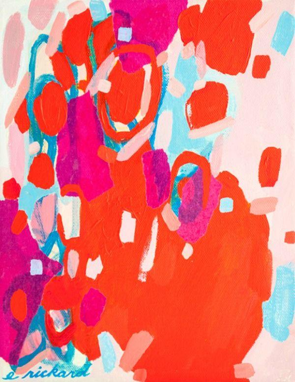 Artful Color | Plum Pretty Sugar