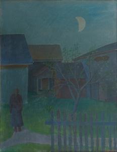 VEIKKO VIONOJA  August Night (1979)