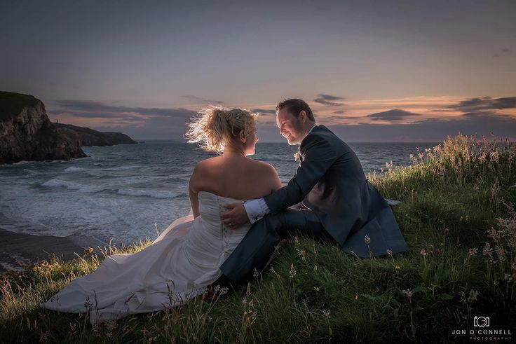 Blue Bar Porthtowan Wedding by Jon O'Connell Photography http://www.jonoconnellphotography.co.uk/wedding-photographer-cornwall