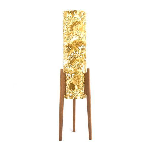 Sand Swirl Table Lamp  #midcentury #midcenturymodern #midcenturyfurniture #midcenturydesign #midcenturyhome #midcenturylamp #rocketlamp #lighting #officeofminordetails #byronbay
