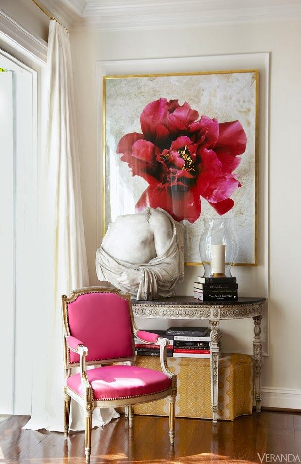 Mix and Chic: Home tour- A beautiful and grand Richmond home!