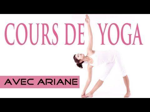 Cours de Vinyasa Yoga online par Ariane, professeur de Yoga certifiée par la Yoga Alliance depuis Mars 2012. Je suis également diplômée en tant que professeu...