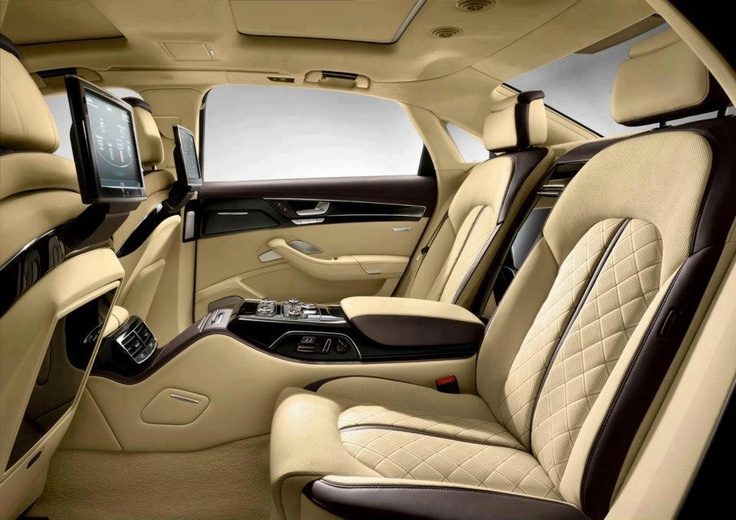 Majestic interior fit for the King! Exclusive...
