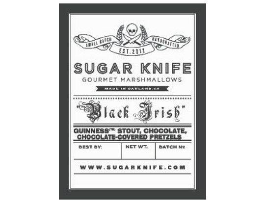Customer Appreciation: Sugar Knife: Ian Vada, Delicious Foodie, Foodie Design, Packaging Labels, Custom Appreciation, Branding Identity, Creemor Spring, Customer Appreciation, Labels Design