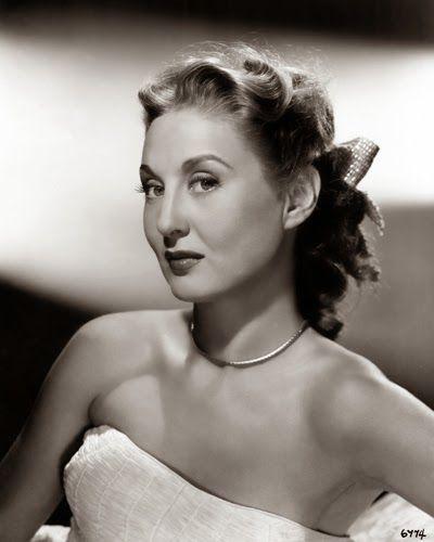 Vintage Glamour Girls: Betty Garrett