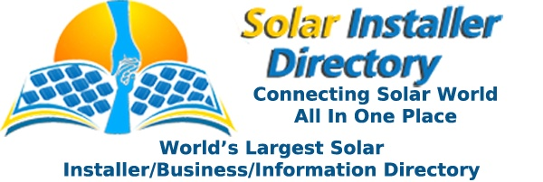 World's largest #solar #installer, solar information database.
