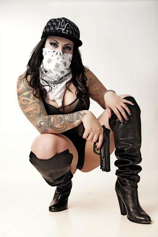 hot mexican gangster girls