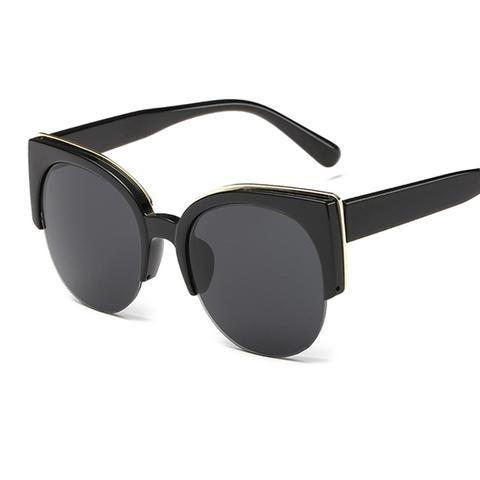 Take The Heat Clubmaster Sunglasses