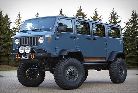 JEEP MIGHTY FC I believe this would sufficiently carry my family anywhere we wanted to go. Well done, Jeep.