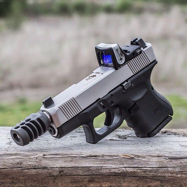 Glock 26 a melhor secundária/primaria
