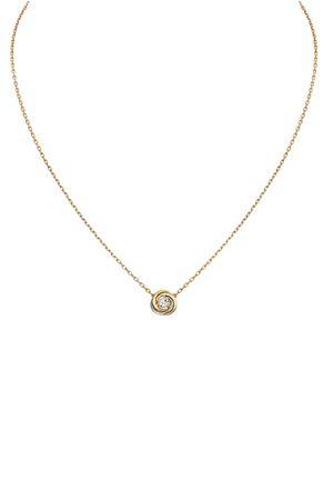 リサーチはお早めに! 人気ブランドから選ぶ、幸せのクリスマス ... カルティエの歴史を象徴するアイコンジュエリー「トリニティ ドゥ カルティエ」から、中央でダイヤモンドが可憐に輝く新作ネックレスが誕生。3色のゴールドリングが  ...