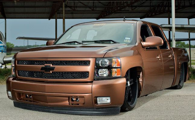 Texas Special: 2008 Chevrolet Silverado - Rides Magazine