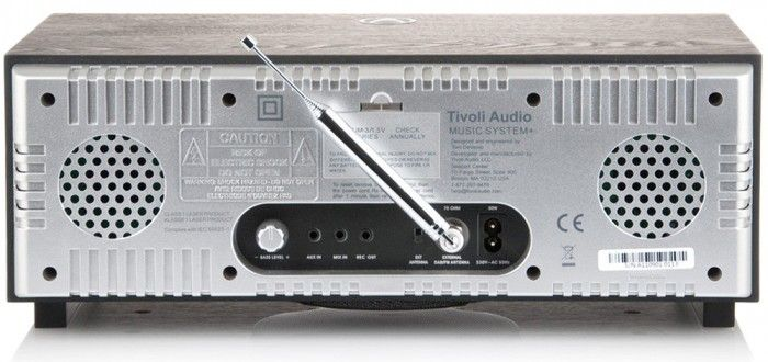 The Tivoli Music System BT + is an all-in-one music system that has been designed to combat the usual pitfalls that music systems usually fall victim to. With the new DAB/DAB+ tuner and new Bluetooth connectivity capabilities, this system has been greatly improved upon, yet still remains simple-to-use with the fluid ease of operation that can be found throughout all Tivoli products.
