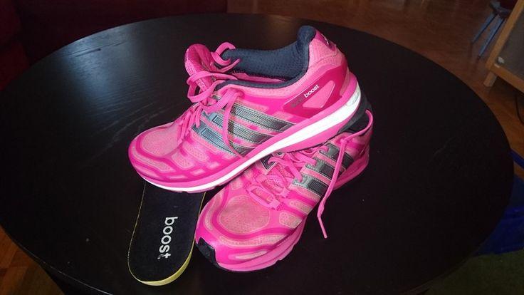 Adidas Sonic Boost Laufschuhe Pink