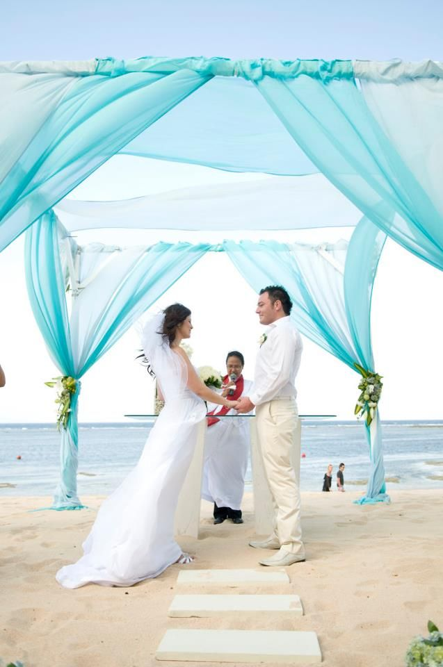 My wedding Nusa Dua 2011 <3  http://www.balibrides.com.au/bali-wedding-packages