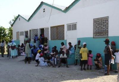 Medical Mission to Lacroix, Haiti 2008