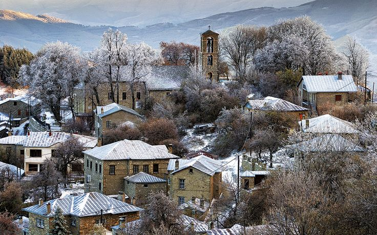 This is the most wonderful time of the year in these hand-picked mountainous villages