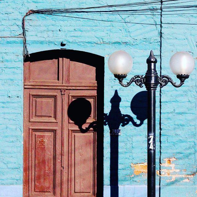 Santiago door by @laciudadalinsta   #chile #instagram #instagramers #stgoalinstante…